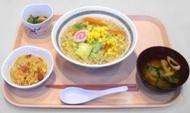 日替わり麺定食